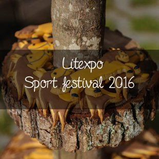 Litexpo Sport festival 2016