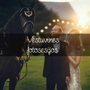 Vestuvinės fotosesijos
