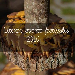 Litexpo sporto festivalis 2016