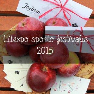 Litexpo sporto festivalis 2015